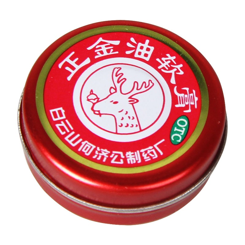 白云山 正金油软膏 4g