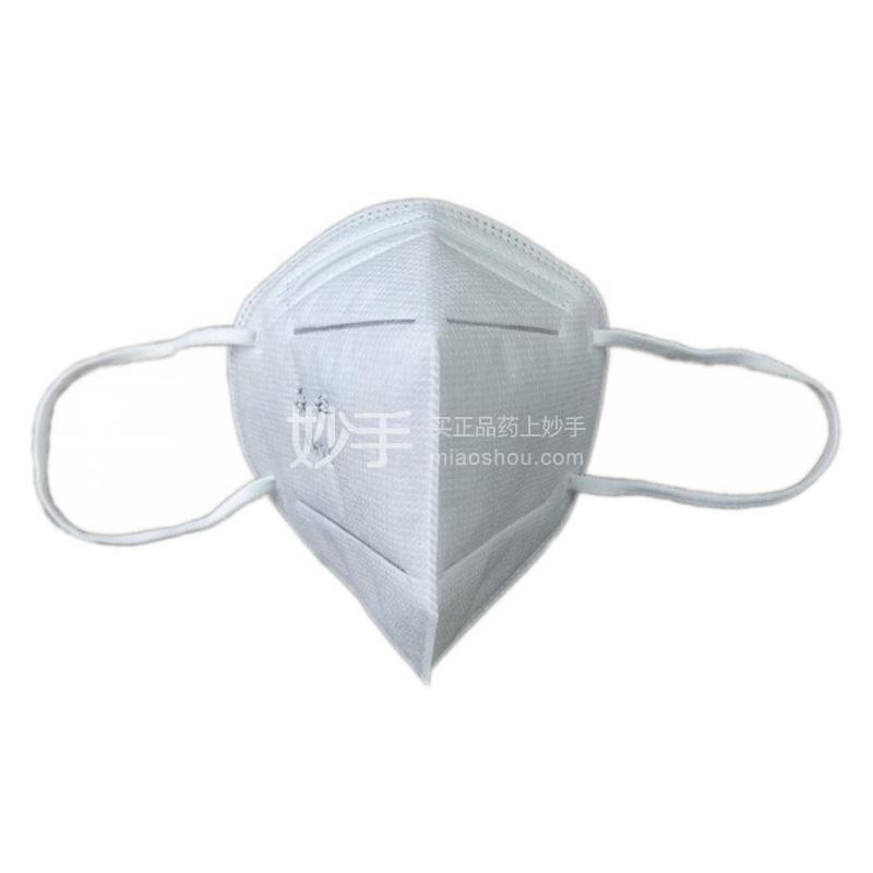 森科 自吸过滤式防颗粒物呼吸器 2只