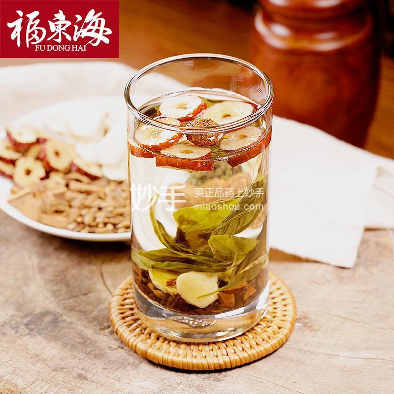 【福东海】丁香麦桂茶 180克盒装