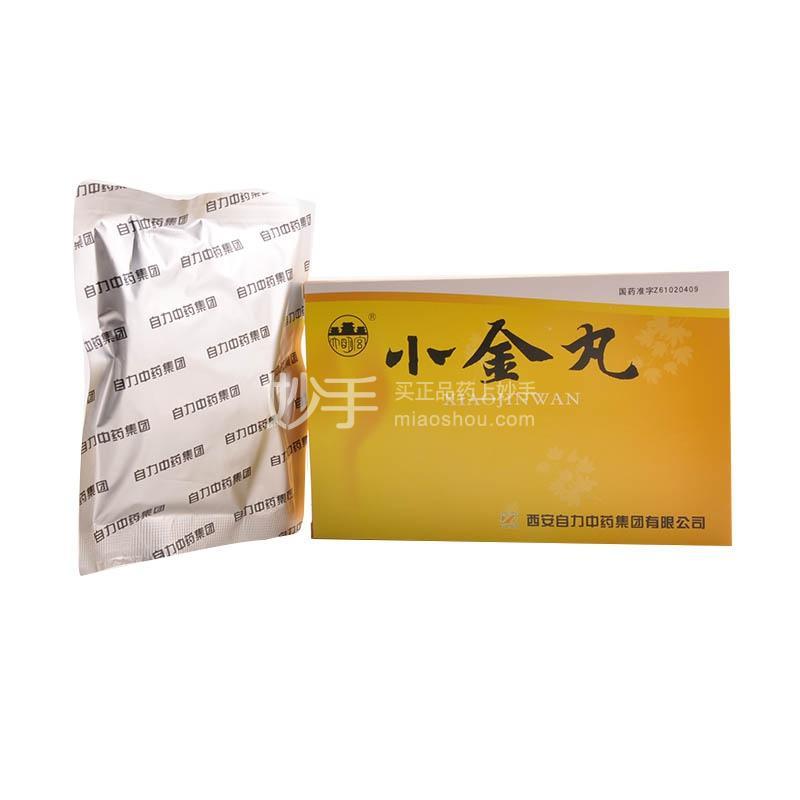 【大明宫】小金丸  0.6g*8丸