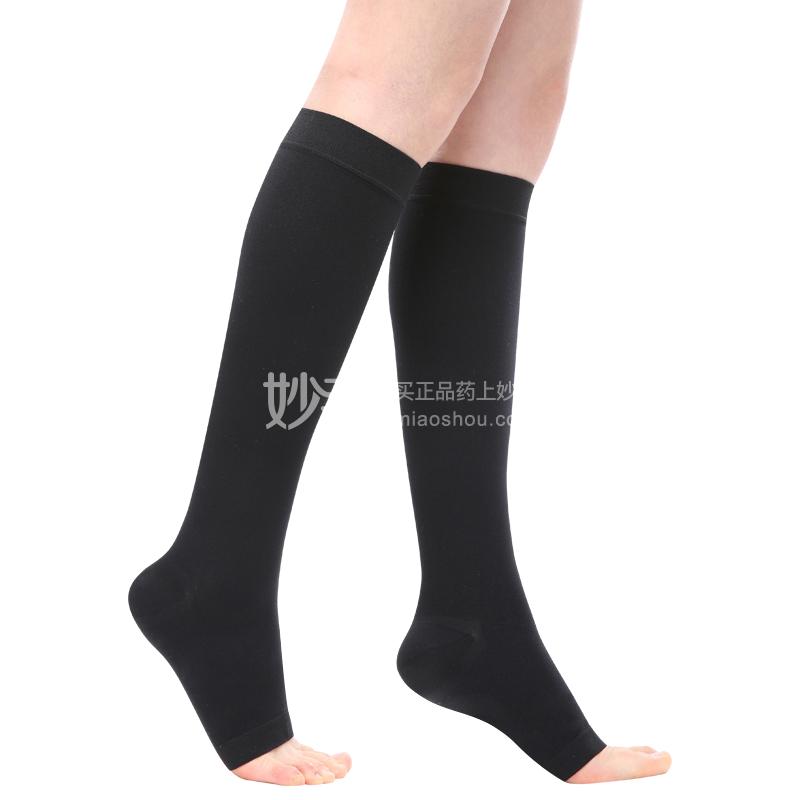 可孚雅健 医疗弹性袜(小腿) XL码A-8002