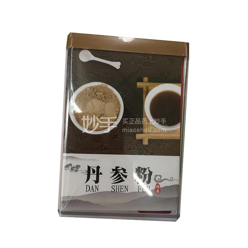 百首堂 丹参粉 90g(3g*30袋)