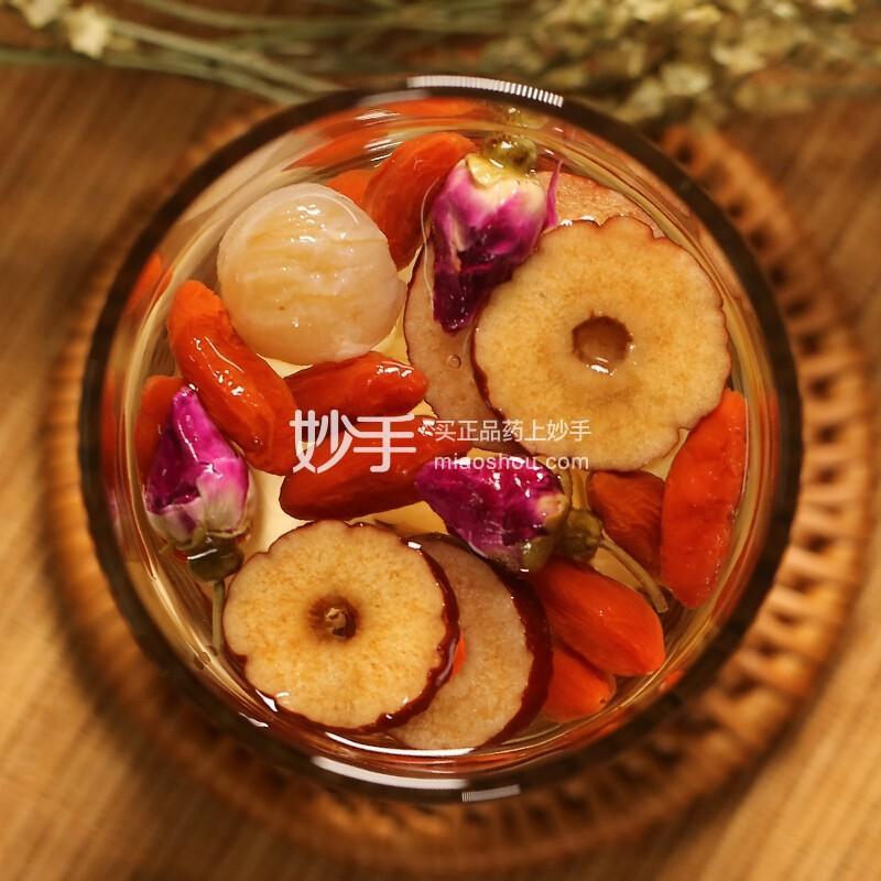 【福东海】人参桂圆枸杞红枣茶